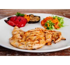 BBQ Chicken Breast Steak